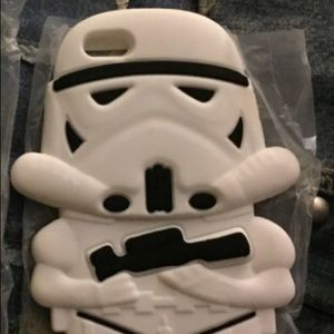 Brand New- Storm Trooper IPhone 6 Plus case